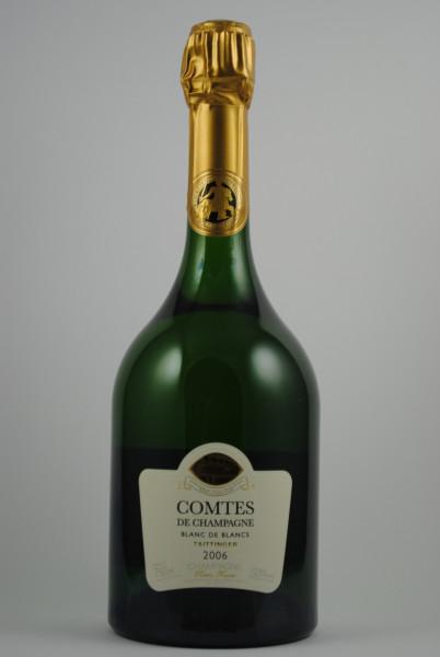 Taittinger Blanc de Blanc Comte de Champagne 2006